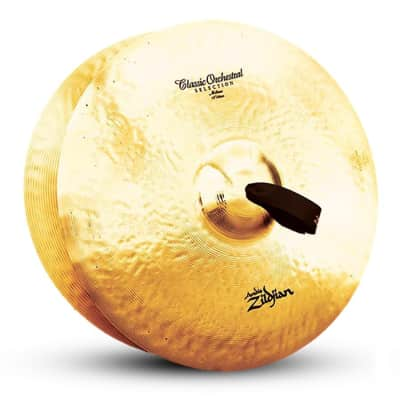 "Zildjian 19"" A Classic Orchestral Selection Medium Cymbal"