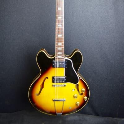 Gibson ES-335/12 1969 Sunburst