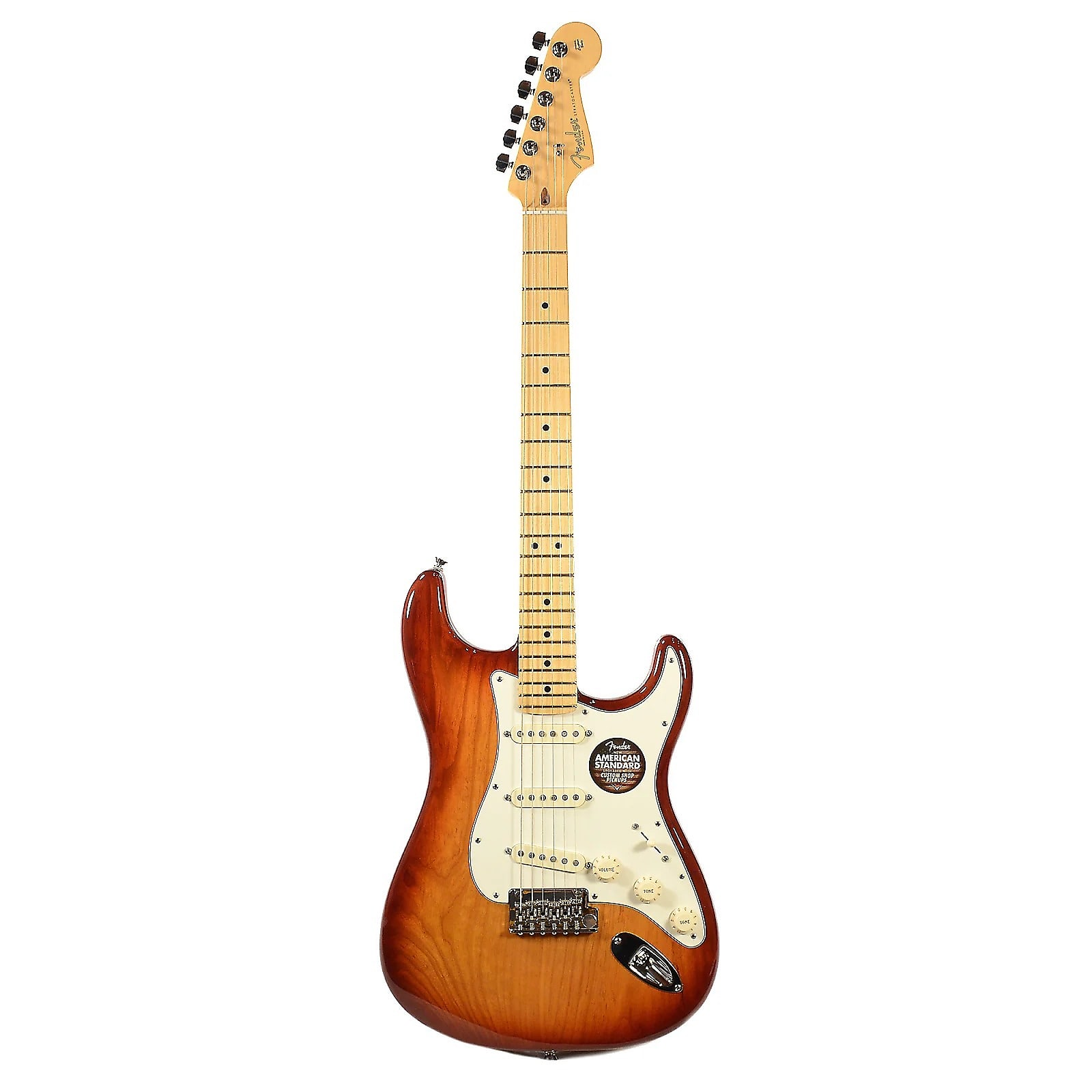 Stratocaster Guide Which Strat To Buy Model Comparison Fender >> Fender American Standard Stratocaster 2008 2016 Reverb