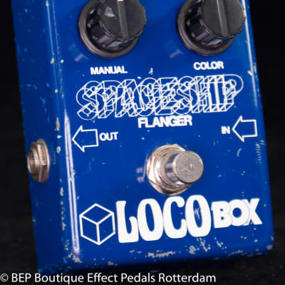 LocoBox Spaceship Flanger late 70's Japan