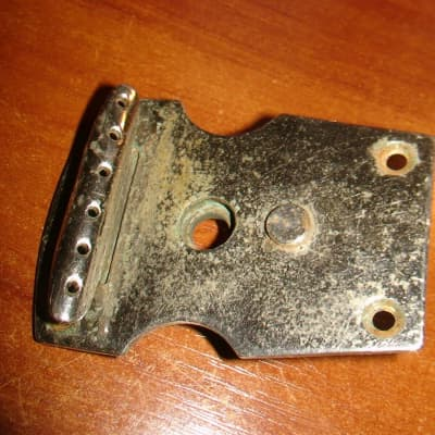 Tailpiece for Elta Electric Guitar USSR Soviet Vintage