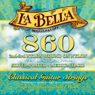 LaBella 860 Classical Guitar String Set