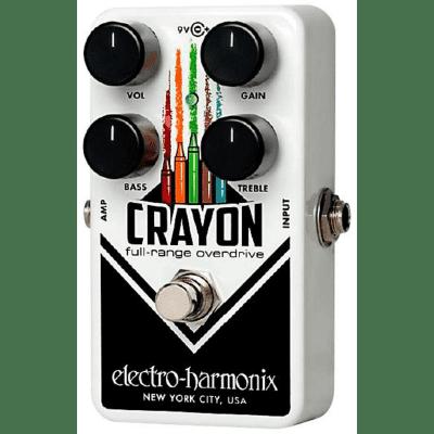 Electro-Harmonix Crayon 69 Full Range Effects Pedal