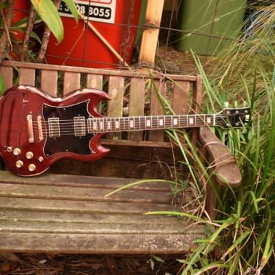 anson SG 1977/8 cherry for sale