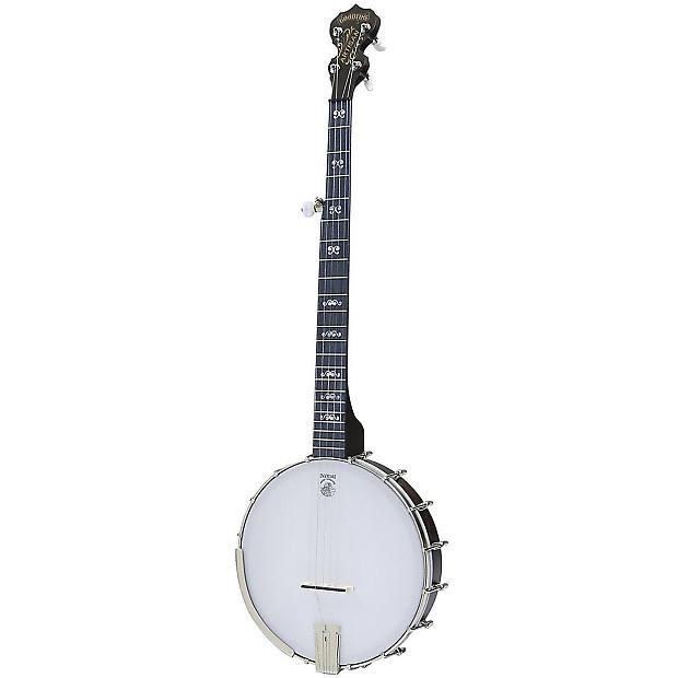 New Deering Artisan Goodtime 5-String Openback Banjo with Free Shipping
