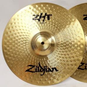 "Zildjian 14"" ZHT Rock Hi-Hats"