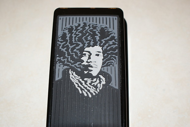 Dunlop Limited Edition Jimi Hendrix 70th Anniversary Wah