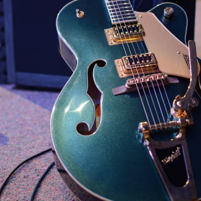 Gretsch G5420TG Electromatic Hollow Body with Bigsby, Gold Hardware