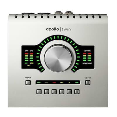 Universal Audio Apollo Twin USB Duo Audio Interface