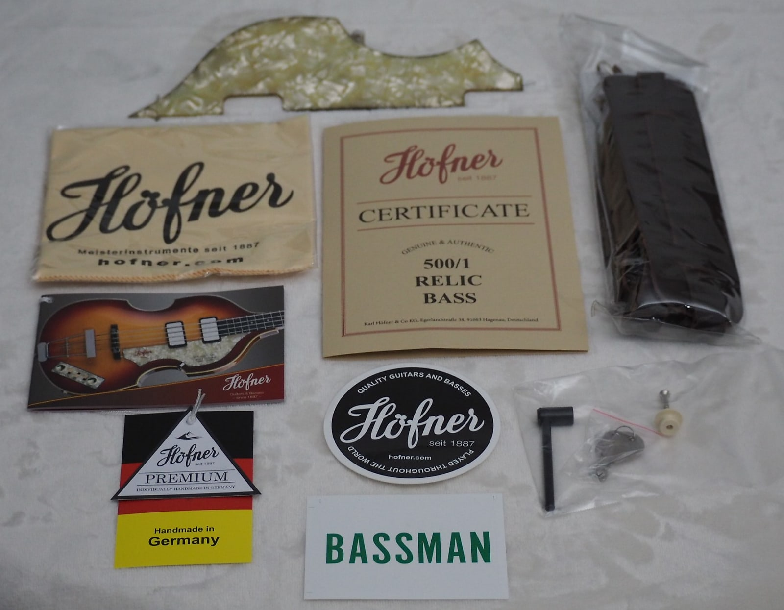 Hofner 500/1 V63 Relic Reissue 2018 Aged Violin Burst Last of the Gold Labels