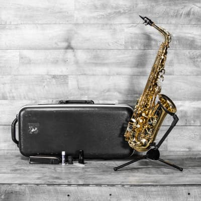 Antigua Winds Student Alto Saxophone Outfit
