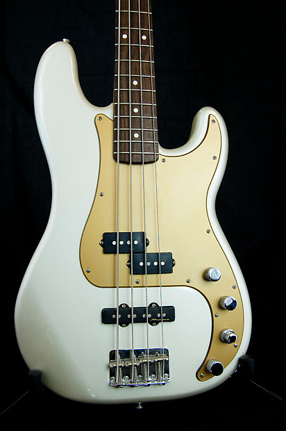 Fender Deluxe Active P Bass Special : fender deluxe p bass special 4 string bass blizzard pearl reverb ~ Russianpoet.info Haus und Dekorationen