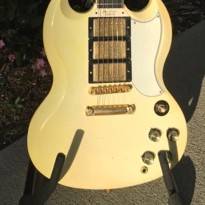 Gibson SG Custom VOS