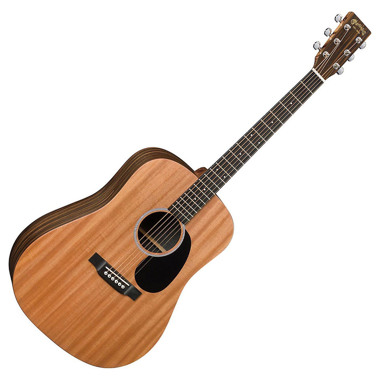 martin dx2ae macassar acoustic electric guitar natural reverb. Black Bedroom Furniture Sets. Home Design Ideas