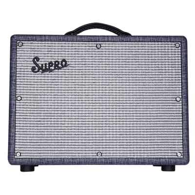 Supro Amps 1970RK Robert Keeley Custom 25w 1x10'' All Tube Guitar Combo Amp for sale