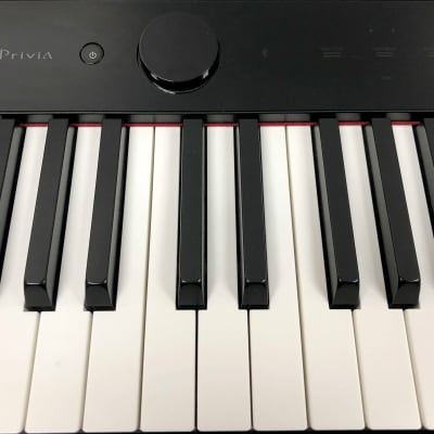 Casio Privia PX-S1000 88-Key Digital Piano 2019 Black (stand not included)