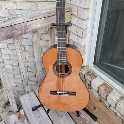 Kenny Hill Player Series Classical Guitar 615C 2015