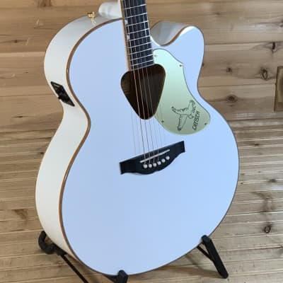 Gretsch G5022CWFE Rancher Falcon Acoustic Electric - White for sale