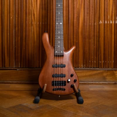 Warwick Streamer Stage II, 5  2005 Natural Oil for sale