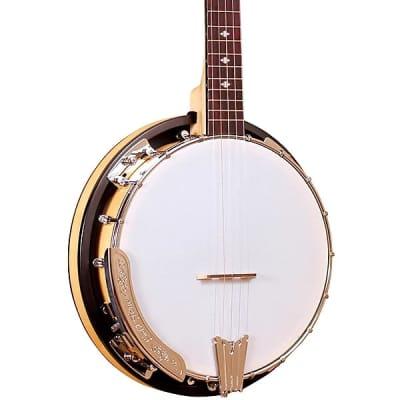 Gold Tone CC-100R Cripple Creek Maple Neck 5-String Resonator Banjo - (B-Stock)