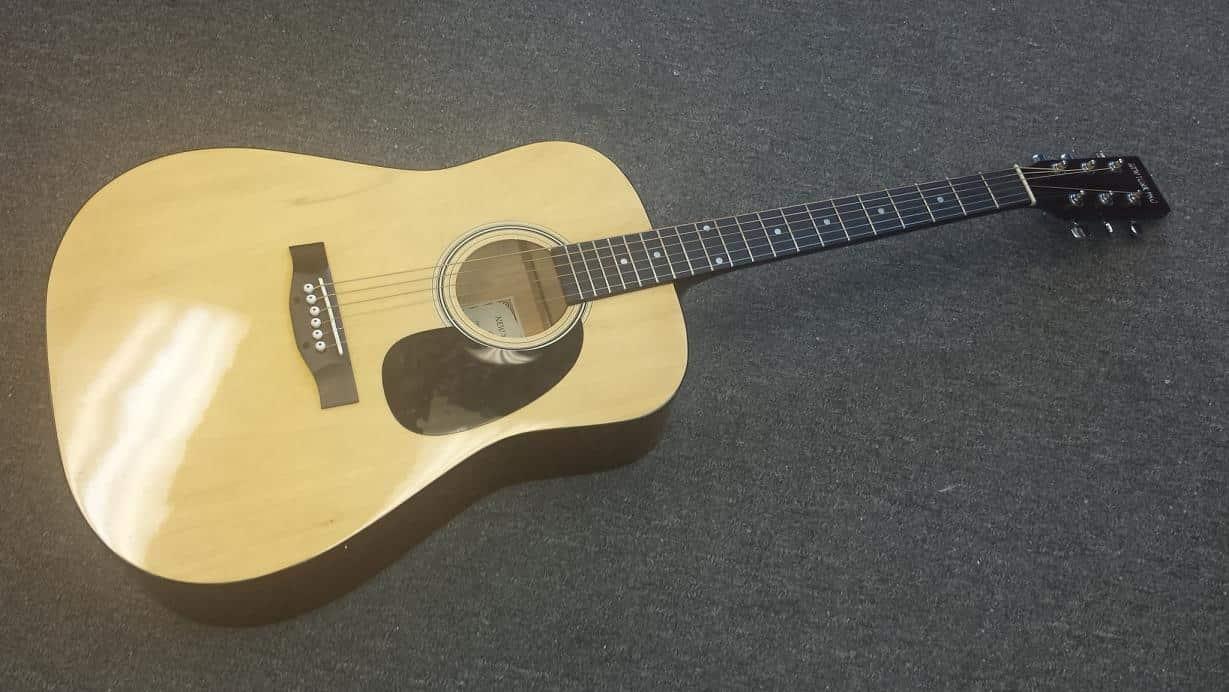 New York Pro Acoustic Guitar : new york pro acoustic guitar model 42n reverb ~ Vivirlamusica.com Haus und Dekorationen