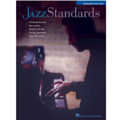 Jazz Standards (Beginning Piano Solo Songbook)