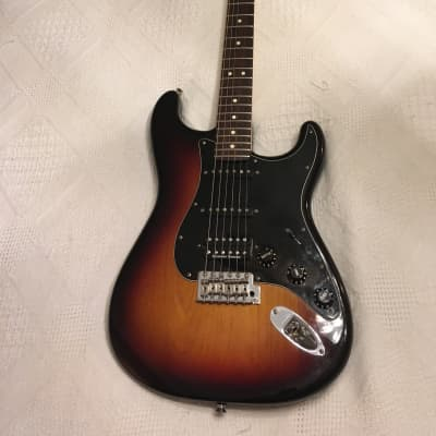 Fender American Special Stratocaster HSS for sale