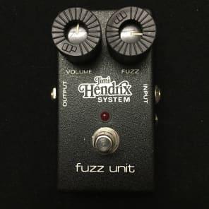 MXR Jimi Hendrix System Fuzz Unit JH-2S