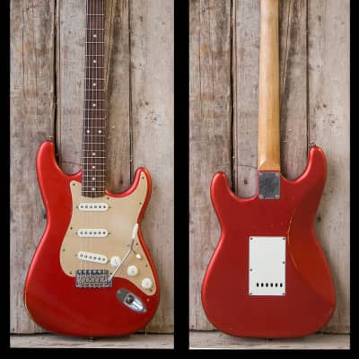 Mario Candy Apple Red S-Style for sale