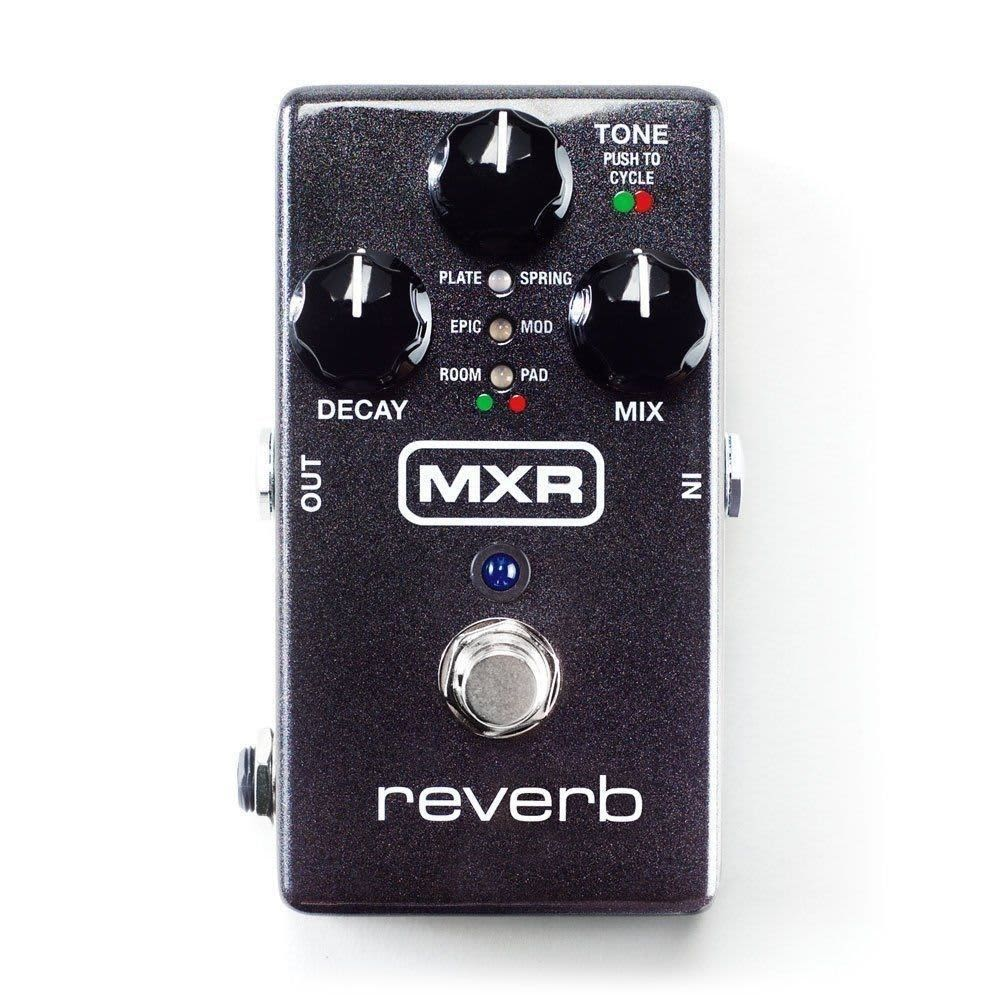 mxr by dunlop m300 reverb guitar effects pedal reverb. Black Bedroom Furniture Sets. Home Design Ideas