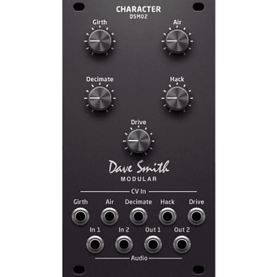 Sequential DSM02 Character Module