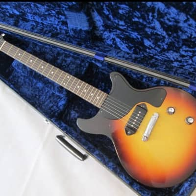 Arbiter Double Cut Junior 1971 Vintage Sunburst for sale