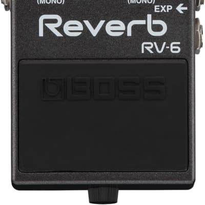 Boss RV-6 Digital Reverb Pedal for sale