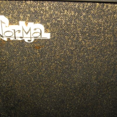 NORMA  Amp circa 1968 for sale