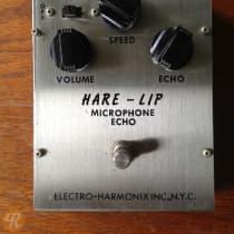 Electro-Harmonix Hare Lip Microphone Echo 1970s Metal image