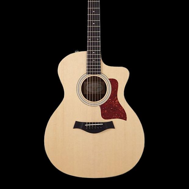 taylor 214ce deluxe grand auditorium acoustic electric guitar reverb. Black Bedroom Furniture Sets. Home Design Ideas