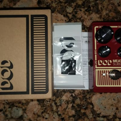 DOD  Meatbox Reissue   Red for sale