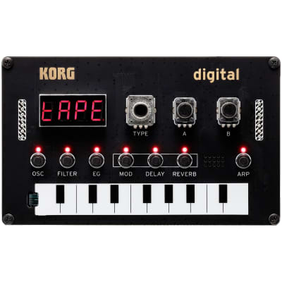 Korg NTS-1 Nu:Tekt Digital DIY Synthesizer
