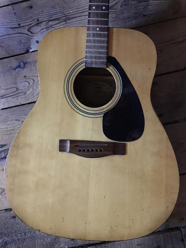 Yamaha F 310 Natural Big Fish Guitars