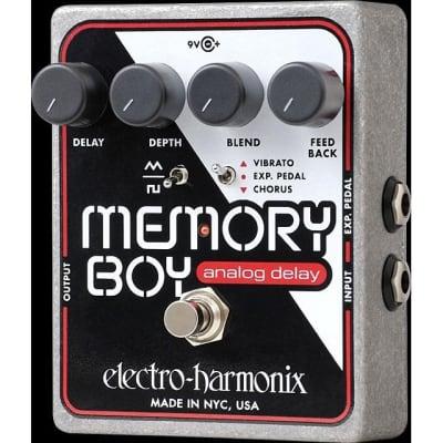 Electro-Harmonix Memory Boy Delay Pedal for sale