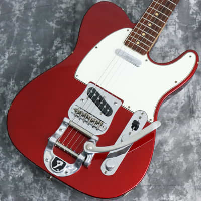 Fender Custom Shop MBS 1963 Telecaster NOS Bigsby Candy Apple Red - Shipping Included* for sale
