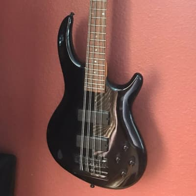 Dean Edge 8 8-String Electric Bass Black for sale