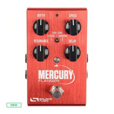 Source Audio Mercury Flanger Effect Pedal for sale