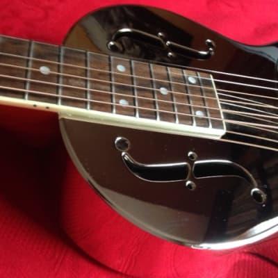 Aiersi guitare resonateur parlor silver 2020 for sale