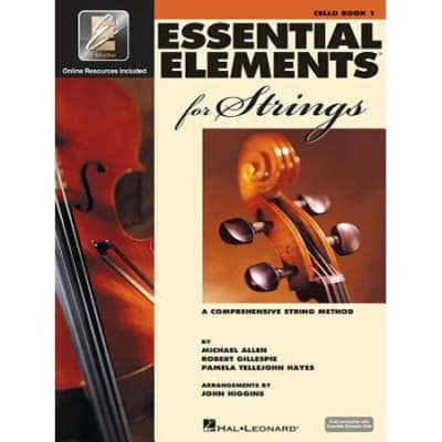 Essential Elements for Strings - Cello | Book 1 (w/ EEi)