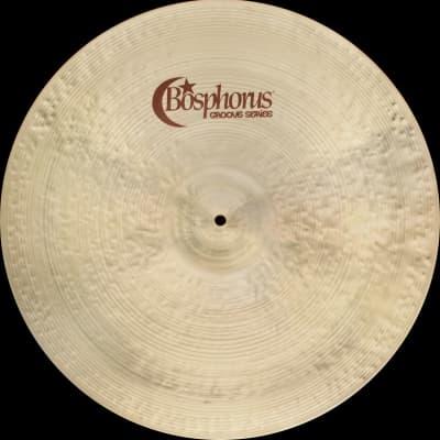 "Bosphorus Groove 20"" Curvy Crash"