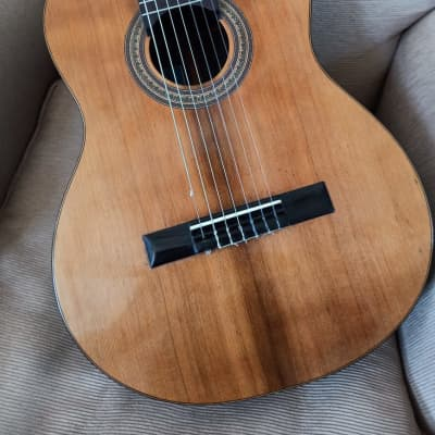 7 String Brazilian Classical Choro  Guitar Brazilian Rosewood Alexsander Thomas for sale