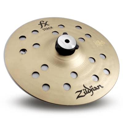 "Zildjian FXS8 8"" FX Stack Pair w/ Mount"