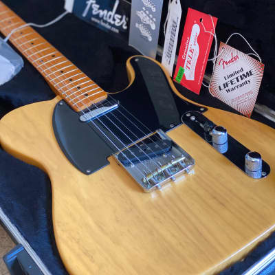 Fender Telecaster American Vintage Reissue 52 1997 Natural