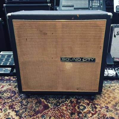 Sound City L410H Vintage Cabinet (unloaded) for sale